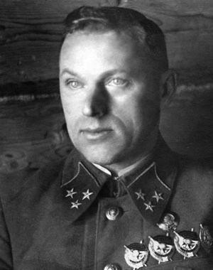 РокоссовскийКонстантин Константинович
