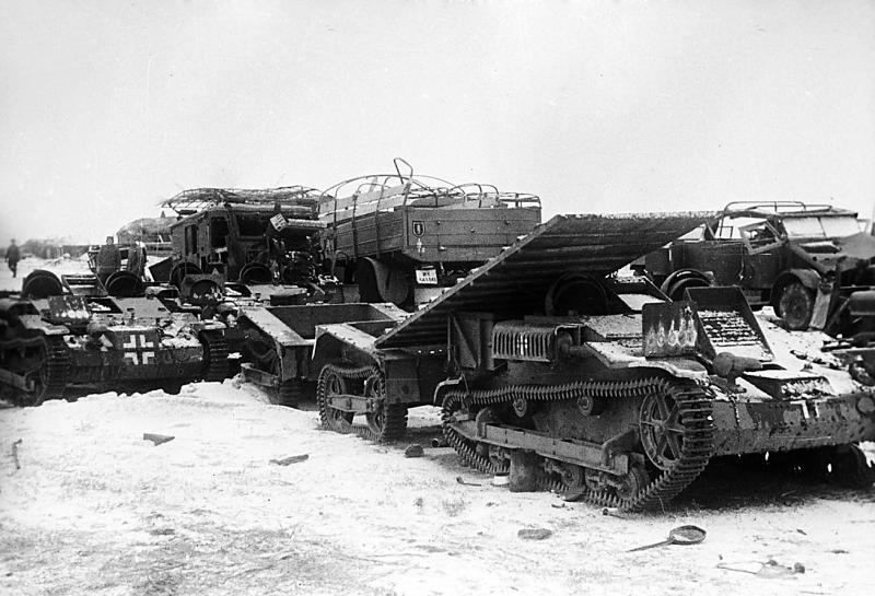 Солнечногорск - декабрь 1941 г.