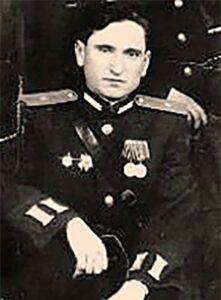 Башков К.К. - рядовой 35 осбр