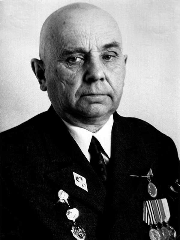 Боков Михаил Андреевич, 1913-1989, политрук, III гр., Офицерская, 12
