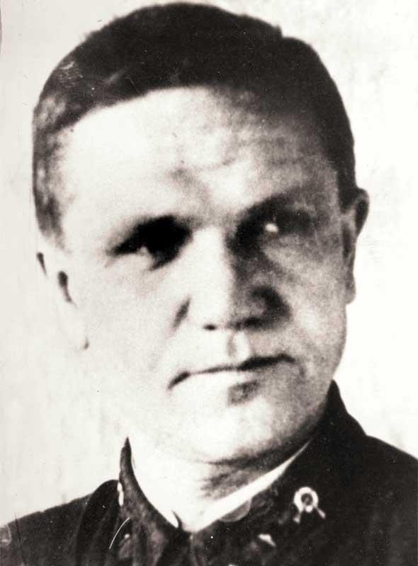 Вальков А.Я. - инструктор политотдела 35осбр