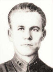 Вронский Яков Никифорович - командир 126 сд полковник