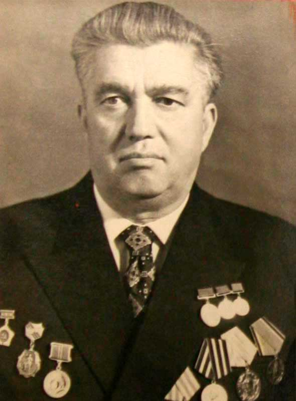 Гриценко Н.С. - боец 35 осбр