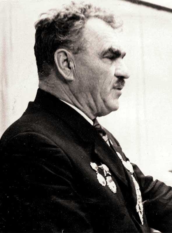 Гудым Г.Г. - командир роты 1осб 35 осбр