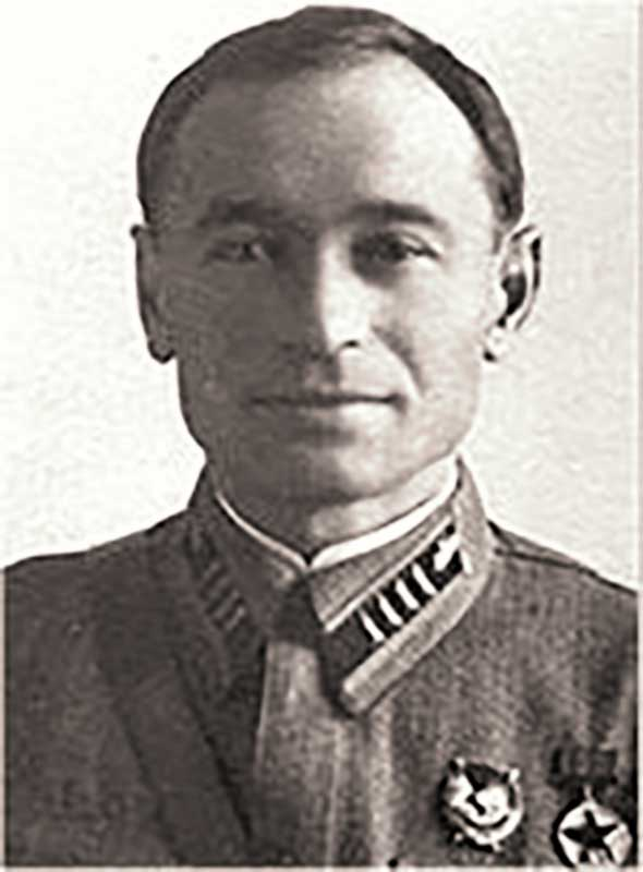 Дубовой И.В. ком-р 25 тбр, полковник