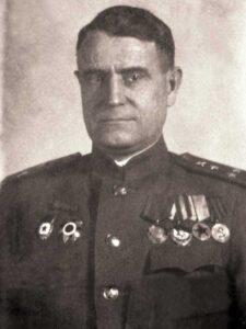 Журавлёв Александр Алексеевич - гвардии-полковник