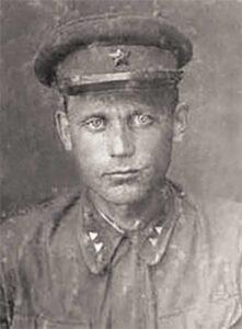 Зиновьев К.Г. - сержант 44 осбр 1 уд.А
