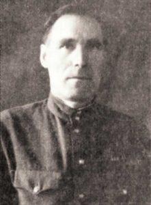 Ижендеев К.И. - командир 3-го сб 2-го стр.полка 2-й Московской дивизии