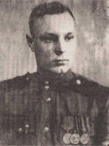 Карпов Фёдор Михайлович, 1925, ефрейтор,ВНИИ д.2 кв.9