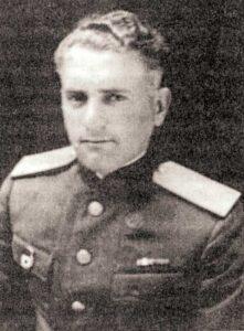 Начальник отделения оперативного отдела штаба 20 Армии А.Д. Кулешов