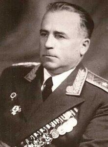 Кульвинский П.В. - нач-к штаба 1 гв. тбр