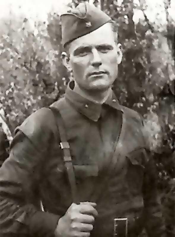 Курица - мл.лейтенант 35 осбр
