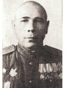 Оборин И.И. - командир 681сп 133сд