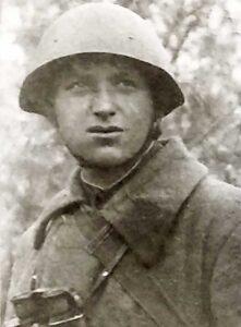 Патрин - старший сержант 35 осбр