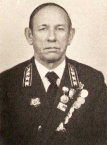Петрик А.И. - пулемётчик 35 осбр