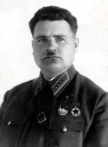 Ремизов Ф.Т. - командир 145 тбр