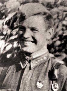 Сайганов В.Н. - л-нт, командир 1 осб 35 осбр