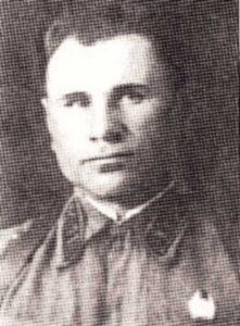 Сальцин Иван Петрович, ком. отд. пр.-танкового дивизиона 133 сд