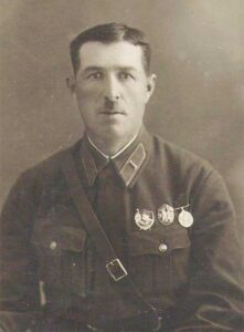 Самойленко В.Ф. - командир 40 осбр