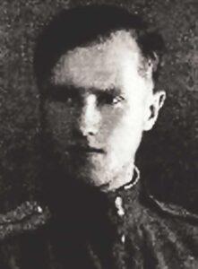 Свердлов Л.С. - рядовой 40 осбр