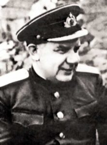 Скорохватов Борис Иванович - командир 64 осбр до 3(5).12.41