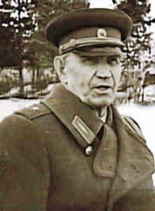 Смирнов В.А. - командир 2-й стрелковой дивизии