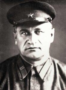 Терехов А.Я. - капитан, нач-к 1-й части 35 осбр