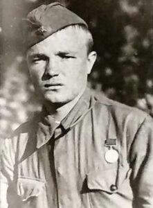 Терещенко - связист-отд.бат.связи 35 осбр 20А