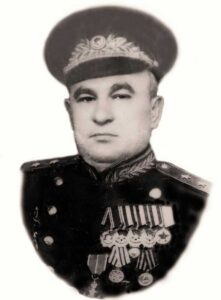 Федюнькин И.Ф. - начальник штаба 78сд