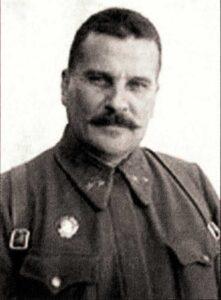Швецов Василий Иванович, командир 133сд