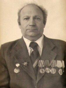 Айзенберг Владимир Иосифович, 1926, ст. лейтенант