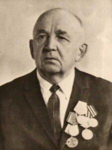 Антипин Николай Алексеевич, 1901-1974, рядовой, ?