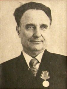 Бахарев Василий Николаевич, 1915-1977, мл. сержант