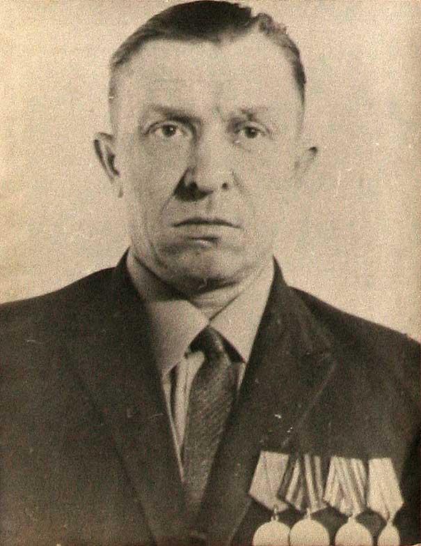Бодрягин Василий Николаевич, 1926-1973, рядовой