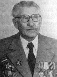 Головин Александр Михайлович - наводчик отд. артдивизиона 57мм. пушек 50 осбр