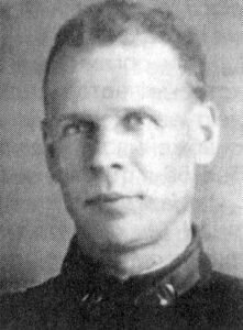 Назаров К.А. - военный комиссар 50 осбр