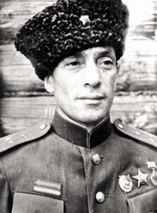 Подберезин Илья Михайлович - нач-кштаба 55 осбр