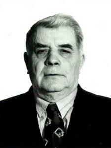 Рагулин Михаил Сергеевич, 1926-?, Научный городок, дом 3