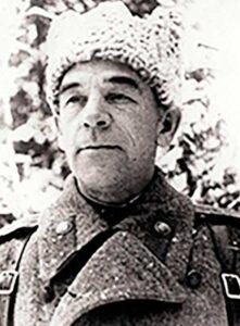 Федотов А.А - командир 29 осбр 1 уд.А