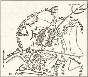 Боевые действия 71-й морской стрелковой бригады в бою за деревню Тимоново 25–30 декабря 1941 г.