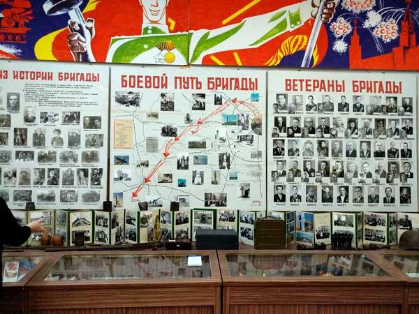 Музей 35-й осбр (Солнечногорск)