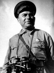 Баданов Василий Михайлович – Генерал-лейтенант танковых войск