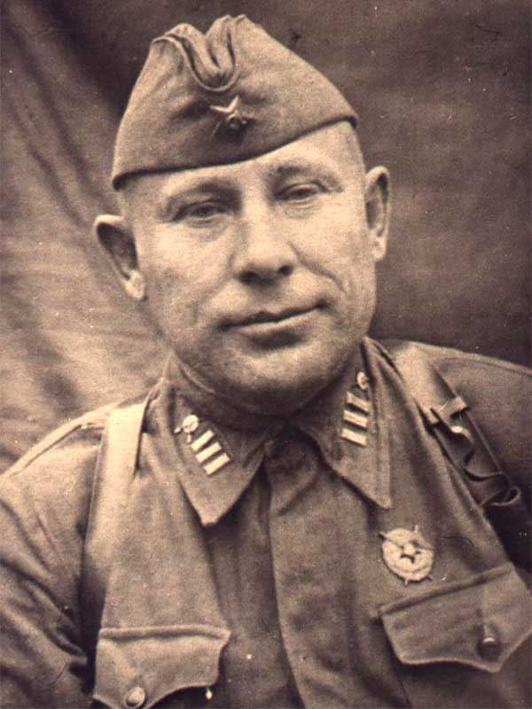 Билютин Кондратий Васильевич - командир 3 осб 35 осбр