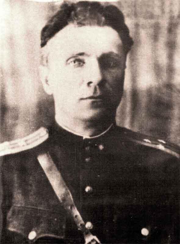 Будыхин П.К. - командир 35 осбр 20А