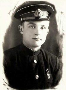 Дрыганов С.Д. - лейтенант 64 осбр