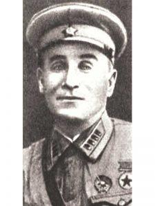 Ерохин Михаил Емельянович - командир 29 осбр с 12.41