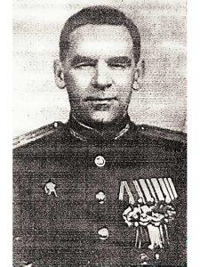 Федотов И.П. - командир 29 осбр 1-й уд.А