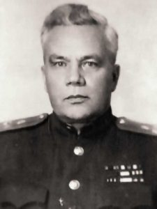 Крюков Михаил Гаврилович - командир 41 осбр