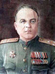 Миронов Андрей Яковлевич - командир 44 осбр, полковник
