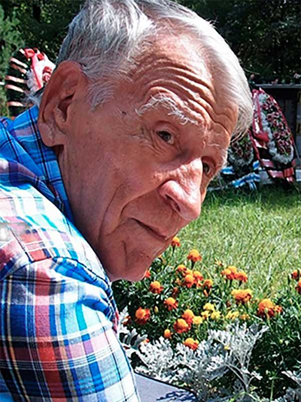 Панасенко Анатолий Александрович - поисковик погибших воинов ВОВ